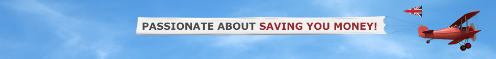 Passionate about saving your money